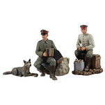 Historical Miniature Toy Soldier World War I Matte 23106