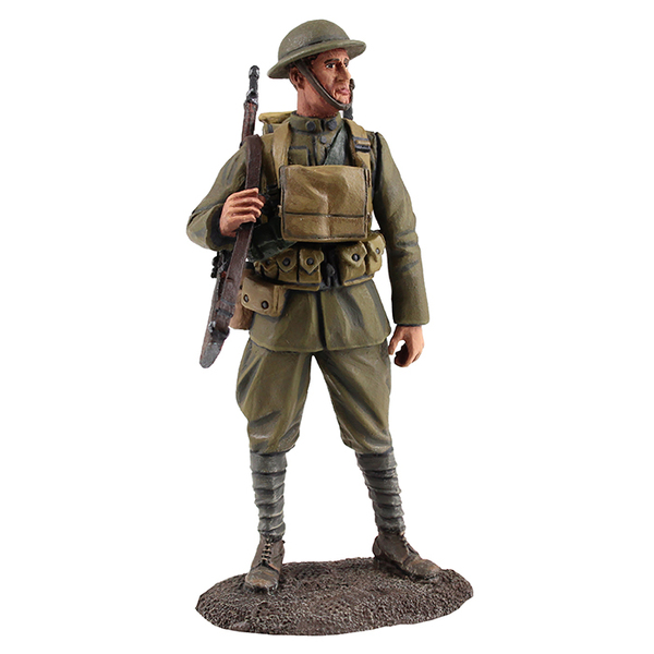 Historical Miniature Toy Soldier World War I Matte 23107