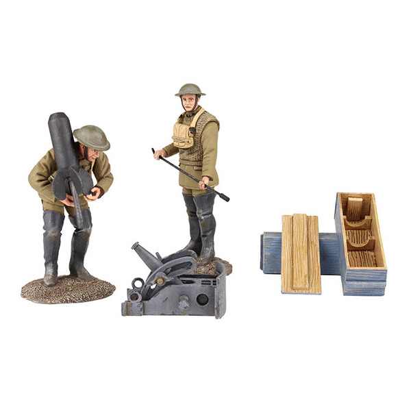 Historical Miniature Toy Soldier World War I Matte 23108