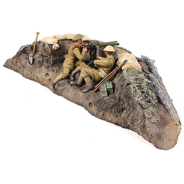 Historical Miniature Toy Soldier World War I Matte 23109