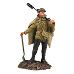 Historical Miniature Toy Soldier World War I Matte 23110