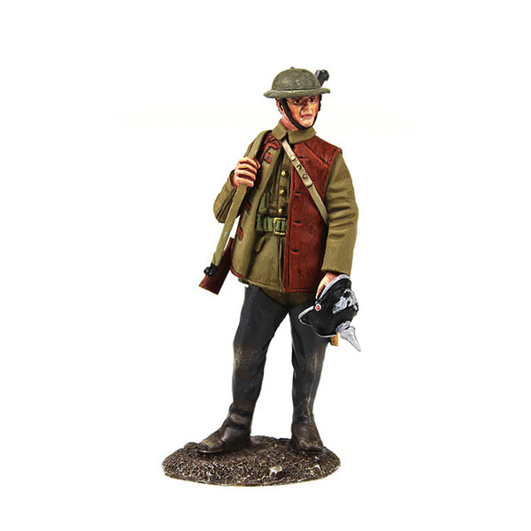 Historical Miniature Toy Soldier World War I Matte 23111