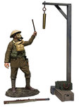 Historical Miniature Toy Soldier World War I Matte