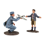 W. Britain Toy Soldiers World War II, WWII 25027