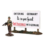 Historical Miniature Toy Soldier World War I Matte 25033