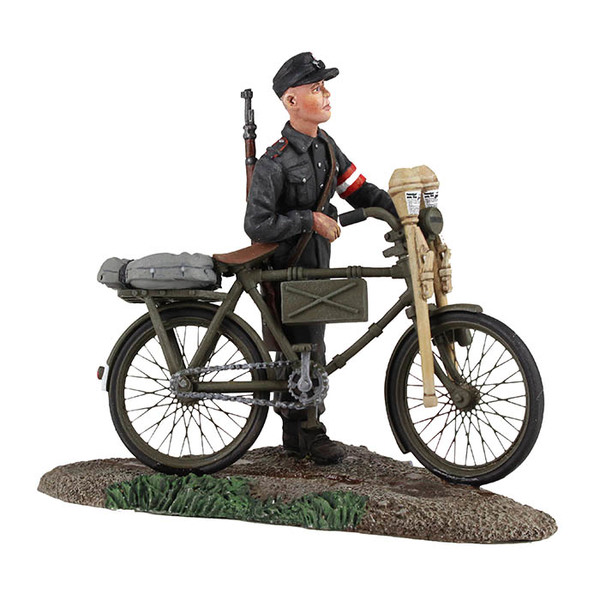 Historical Miniature Toy Soldier World War I Matte 25036