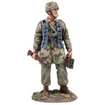 Historical Miniature Toy Soldier World War I Matte 25039