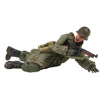 Historical Miniature Toy Soldier World War I Matte 25042