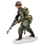 Historical Miniature Toy Soldier World War I Matte 25043