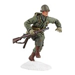 Historical Miniature Toy Soldier World War I Matte 25045