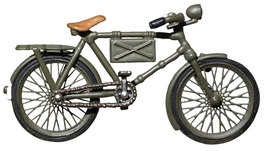 WWII German Bicycle