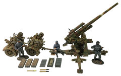 Historical Miniature Toy Soldiers World War II Matte 25059