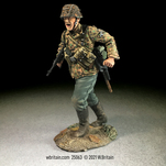 More about the '25063 - Waffen SS Advancing with MP-40' product
