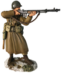 More about the '25065 - U.S. 101st Airborne In Greatcoat Standing Firing BAR Winter 1944-45' product