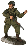 More about the '25067 - U.S. 101st Airborne Officer in M-43 Jacket Directing Movement, Winter 1944-45' product