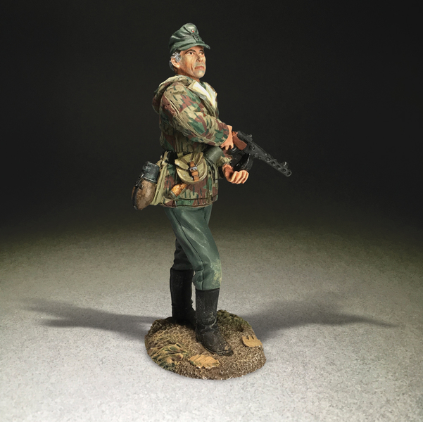 25075 - German Infantry NCO With PPSH-41