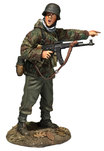 More about the '25076 - German Grenadier In Parka with MP-44 Pointing 1944-45' product