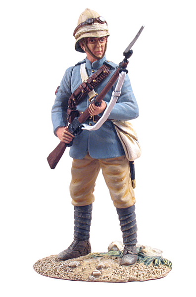 27003 - British Dismounted Camel Corps Trroper At-The-Ready No.1