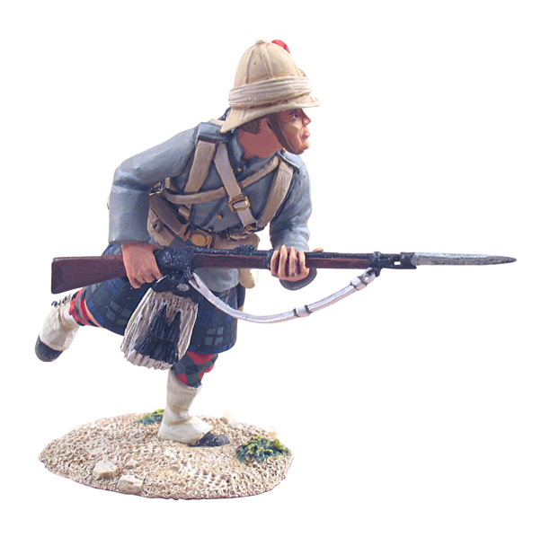27006 W Britain toy soldier War Along the Nile