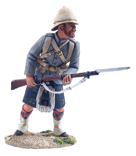 27008 W Britain toy solders War Along the Nile
