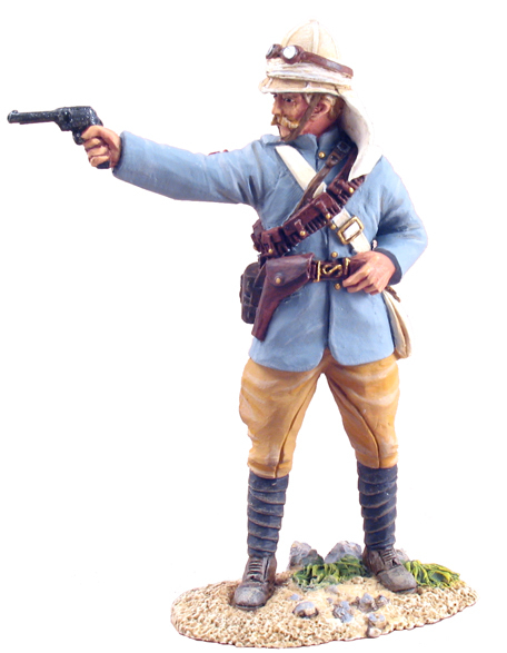 27014 - British Dismounted Camel Corps Officer No.1