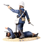 "More about the '27021 - ""Close Call"" - British Naval Brigade Officer Defending Royal Navy Wounded - Abu Klea, 1885' product"