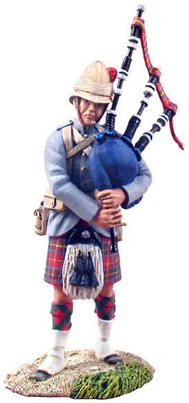 27027 - British 42nd Higlander Piper No.1