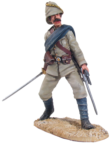 27040 W Britain toy soldier War Along the Nile