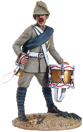 27041 W Britain toy soldier War Along the Nile