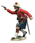 More about the '27066 - 42nd Highland Company Officer Firing Pistol' product