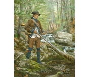 27R12/27RCG - Crockett's Western Battalion, Virginia State Forces, 1780-1781