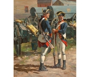 30R12/30RCG - The Royal Regiment of Artillery, 1775