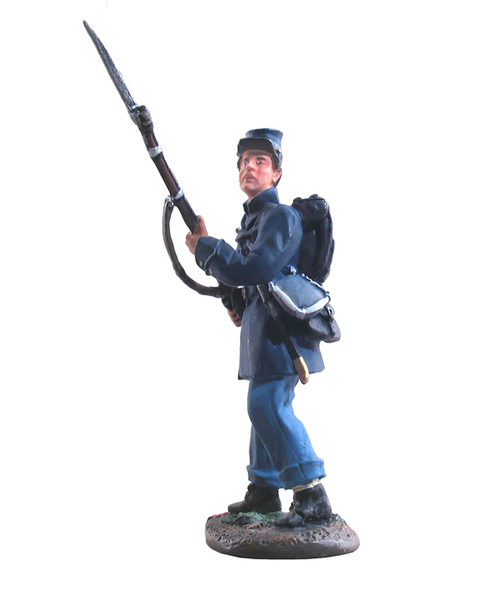 31006 - Union Infantry At-The-Ready No.1