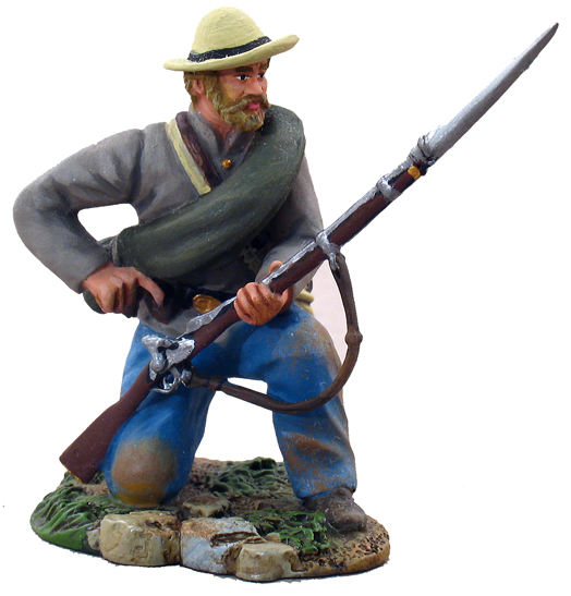 W Britain toy soldiers Civil War 31025