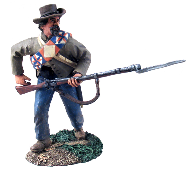 W Britain toy soldiers Civil War 31090