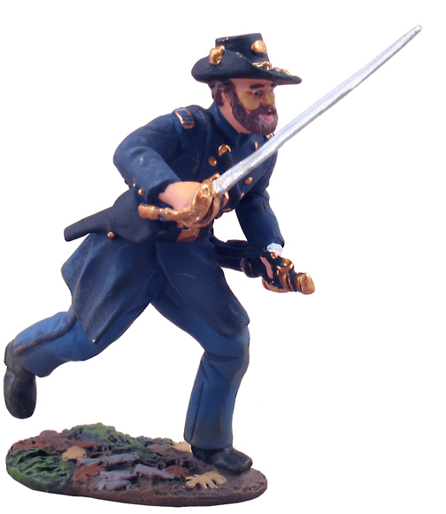 William Britain toy soldier Civil War 31096