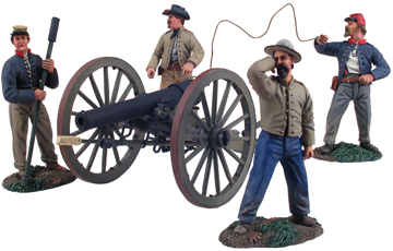 William Britain toy soldiers Civil War 31098