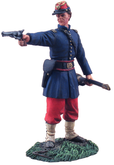 31100 - Union Infantry 114th Pennsylvania Zouaves Officer No.1