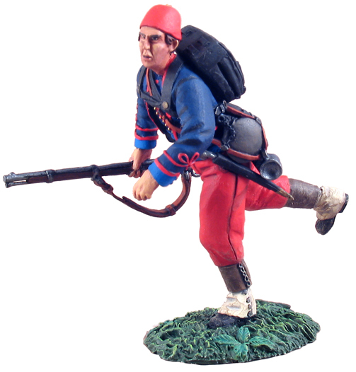 William Britain toy soldiers Civil War 31104