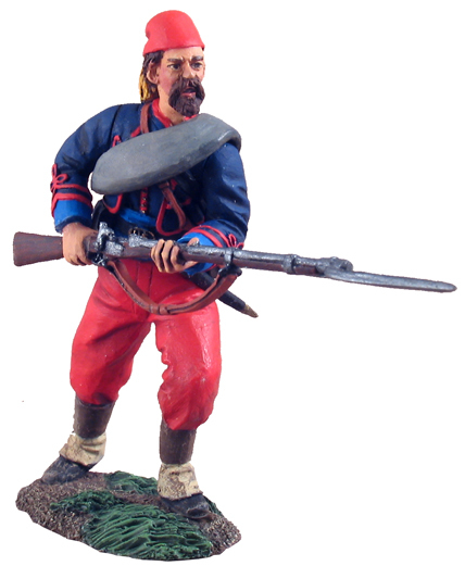 William Britain toy soldiers Civil War 31105