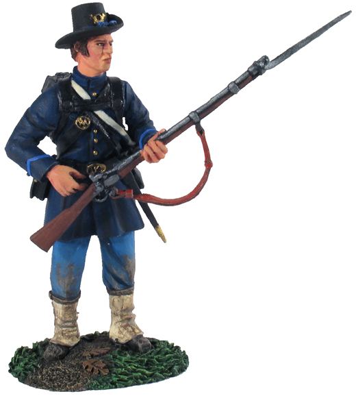 William Britain toy soldier Civil War 31122