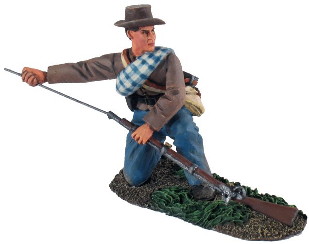 W Britain toy soldiers Civil War 31124