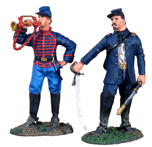 William Britain toy soldiers Civil War 31136