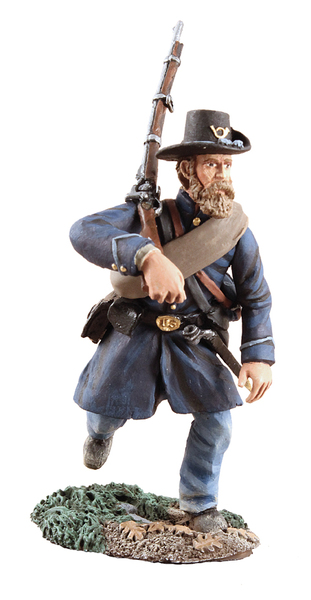 William Britain toy soldier Civil War 31141