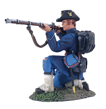 William Britain toy soldier Civil War 31142