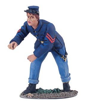 William Britain toy soldiers Civil War 31144