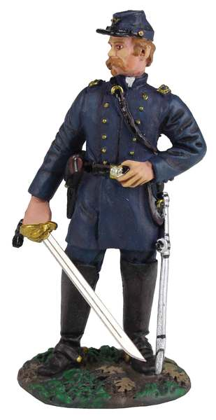 W Britain toy soldier Civil War 31153