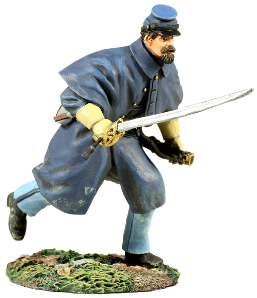 William Britain toy soldier Civil War 31154