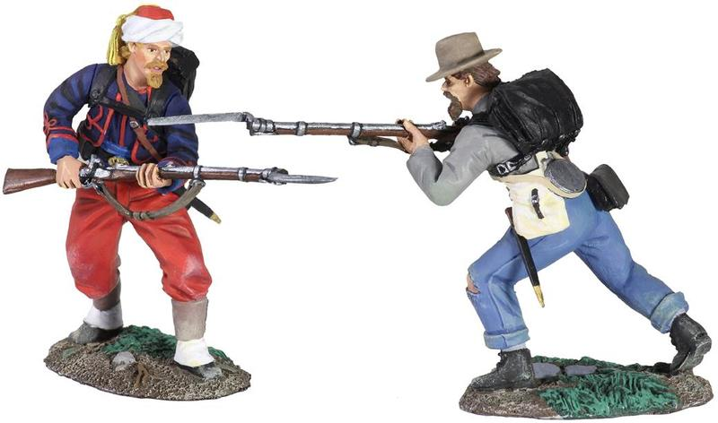William Britain toy soldiers Civil War 31194