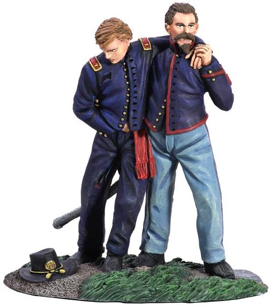 William Britain toy soldiers Civil War 31197